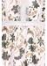 Stone paisley floral long sleeve mini dress - True Decadence