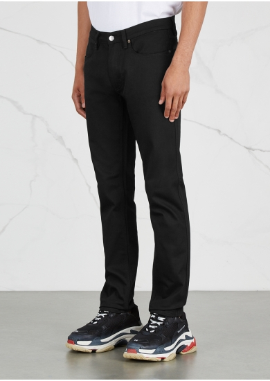 Max Black Skinny Jeans by Acne Studios