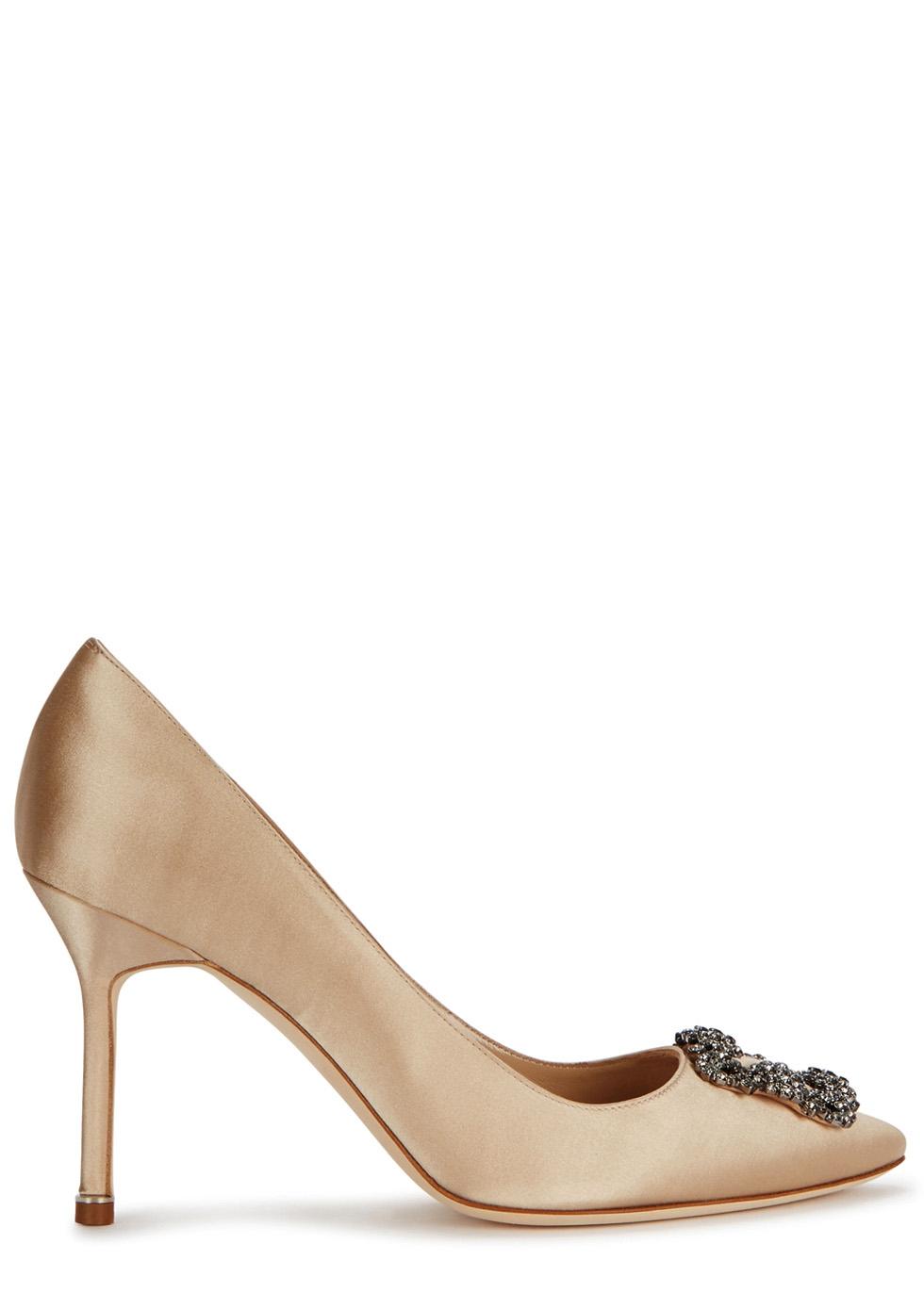 Latest Manolo Blahnik Fernus Sandals For Women Selling Well