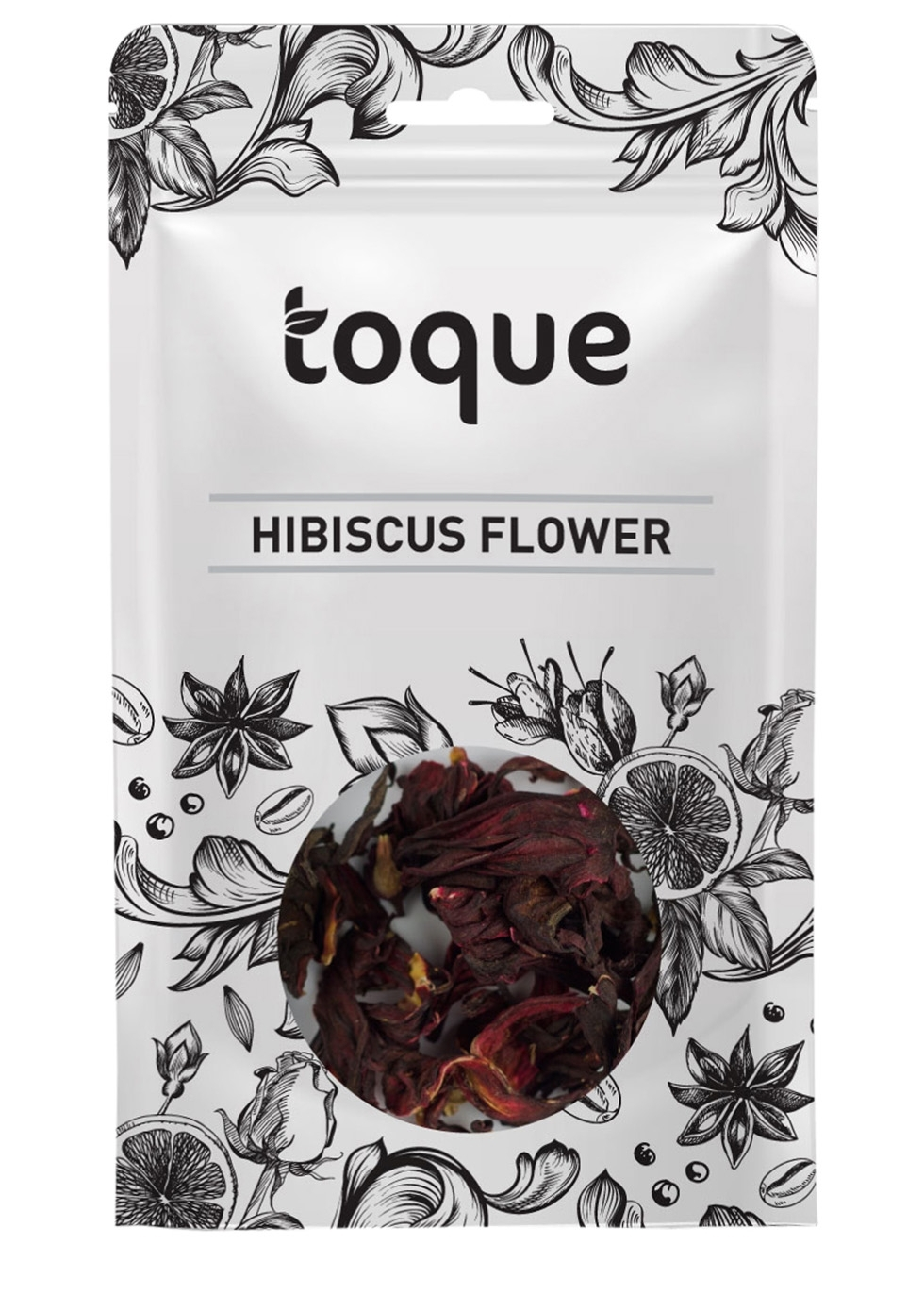 Toque Hibiscus Flower 19g Harvey Nichols