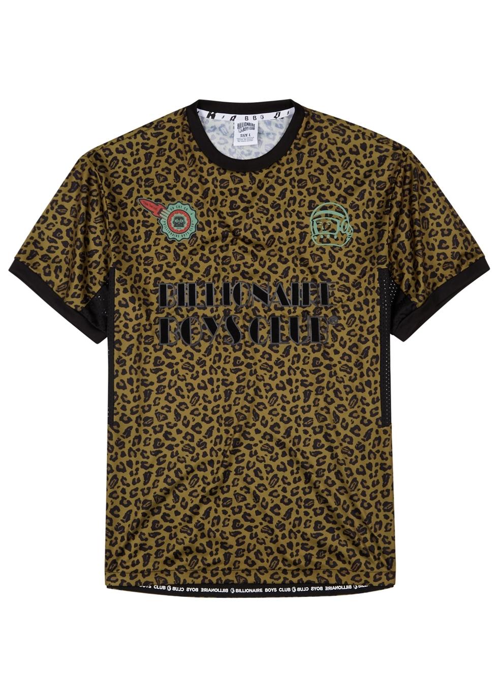 f25490036 Billionaire Boys Club Overdye Digi Camo cotton T-shirt - Harvey Nichols