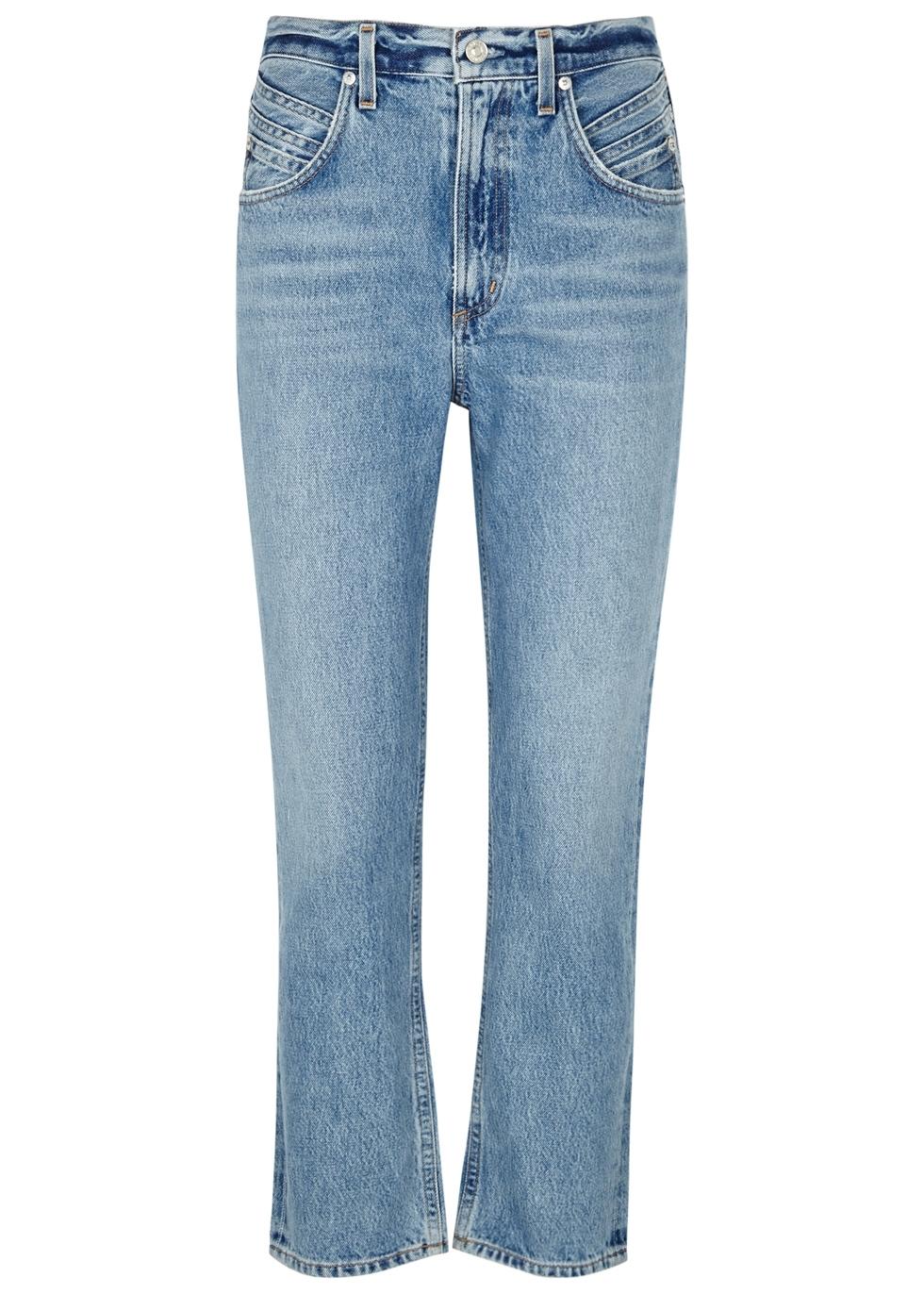 AGOLDE - Denim Skirts - Retro Jeans - LA Fashion - Harvey Nichols