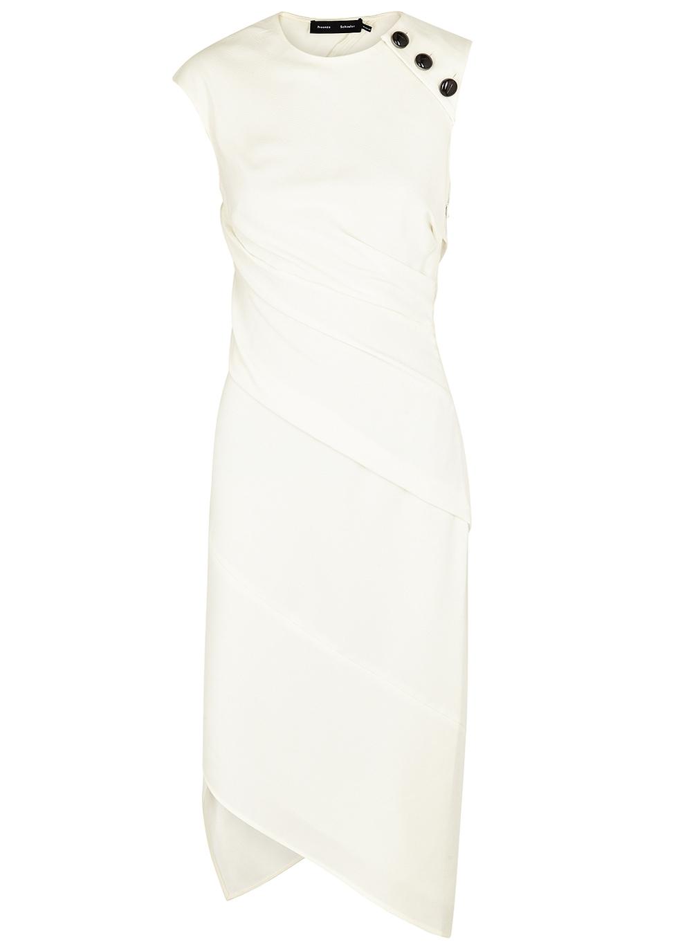 Designer Evening Dresses Party Harvey Nichols Martha Ivory Top Leux Studio Xs