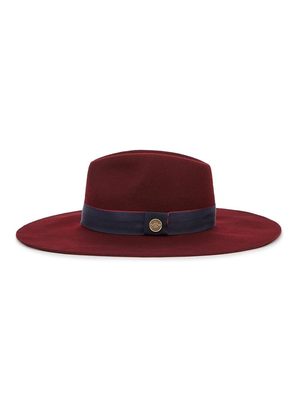 b021e63d867 Designer Fedoras & Trilbys - Women's Hats - Harvey Nichols