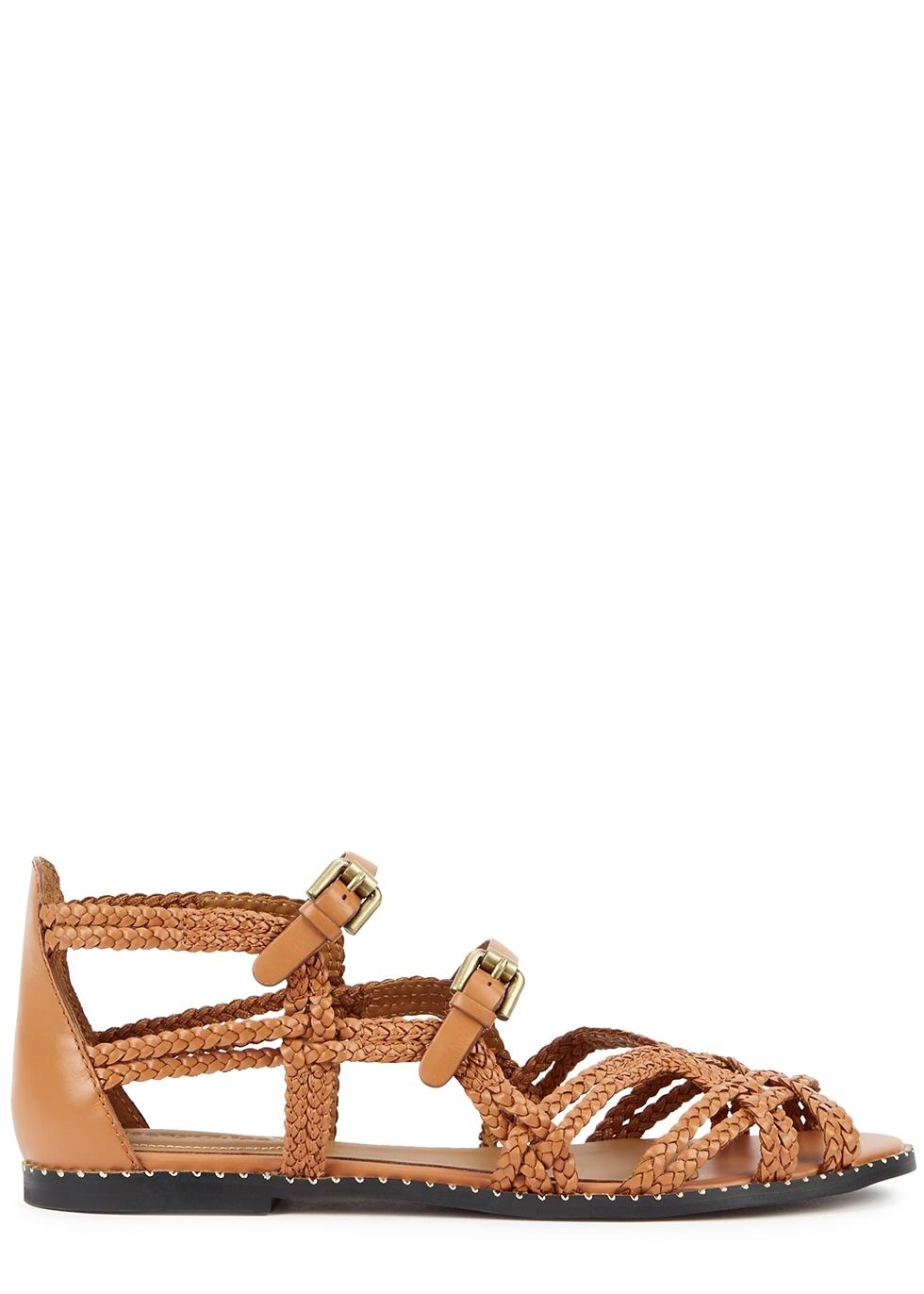 2aef6ea4abcc Women s Designer Flat Sandals - Harvey Nichols