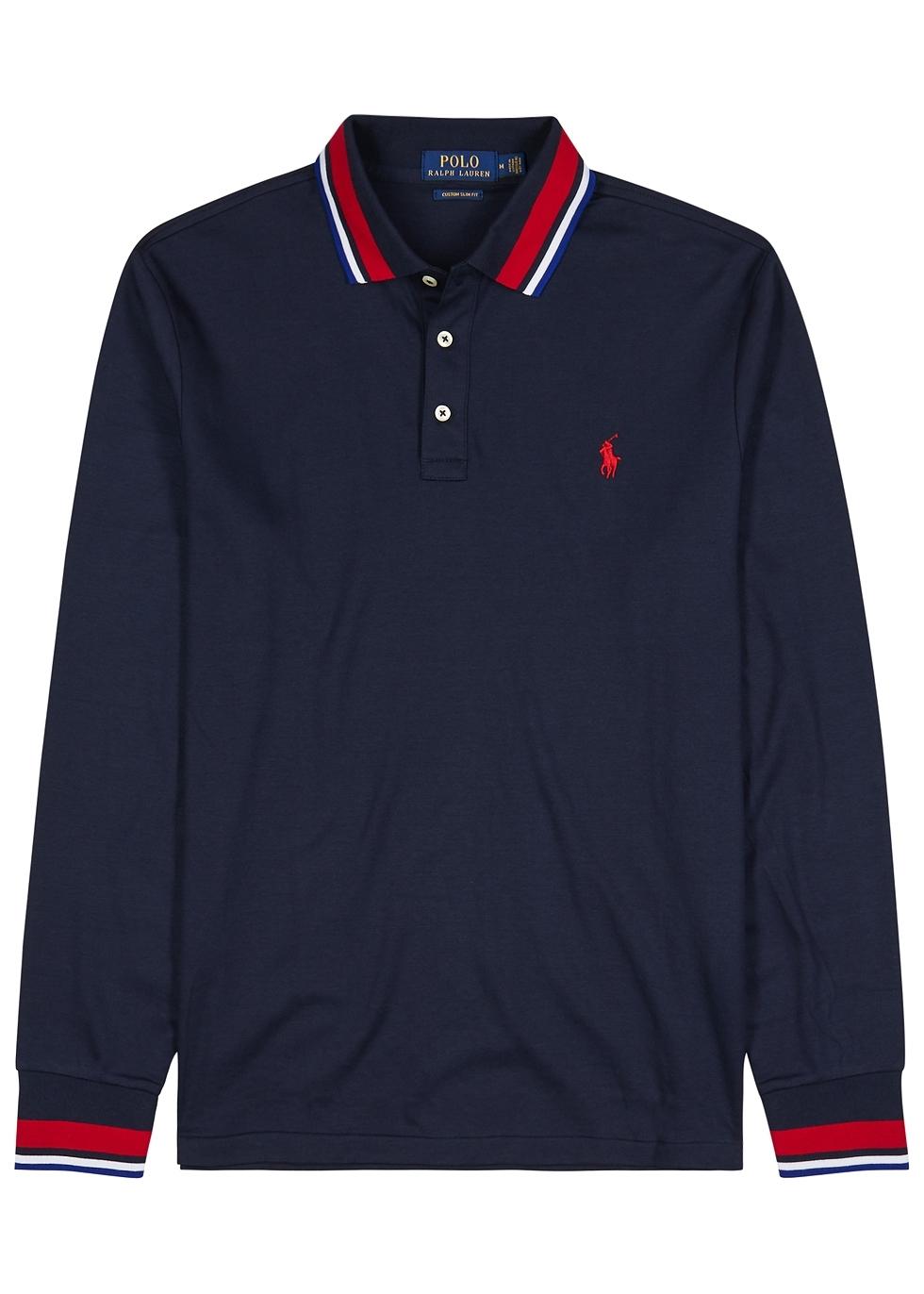 431e4bf32dbd Men s Designer Polo Shirts - Harvey Nichols