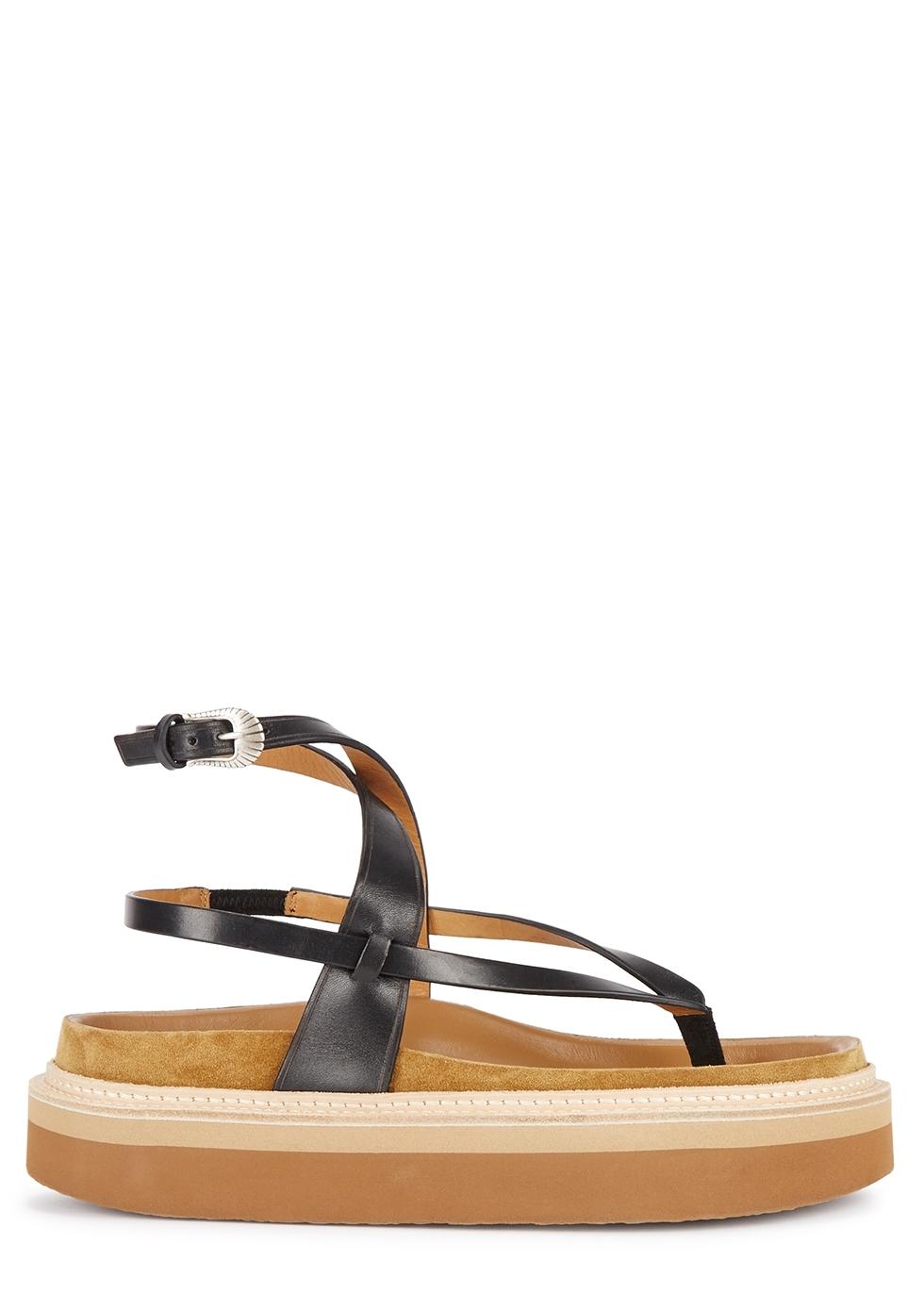 d95c19b5734c Women s Designer Flat Sandals - Harvey Nichols