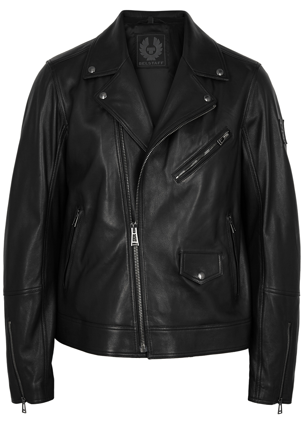 Belstaff Leather Jackets e6e50e9aa83