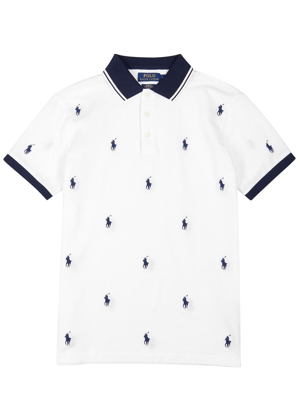 36c3aa341a41 Men s Designer Polo Shirts - Harvey Nichols