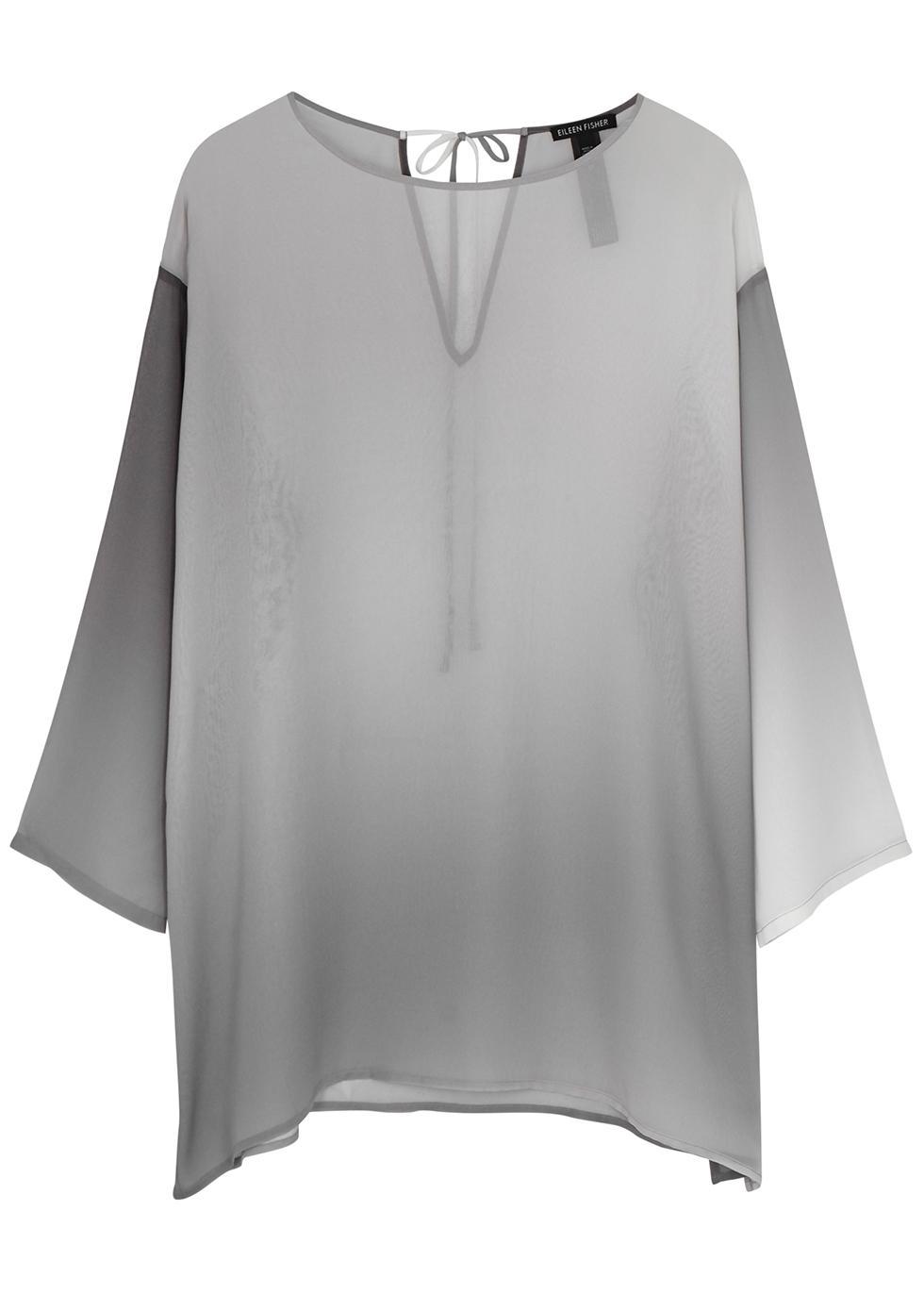 7b047aec3dffd9 Women s Designer Blouses - Silk
