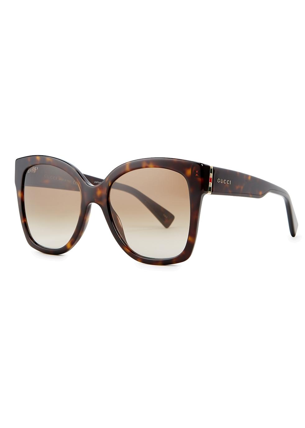 e0c55b0aa2 Gucci Sunglasses - Womens - Harvey Nichols