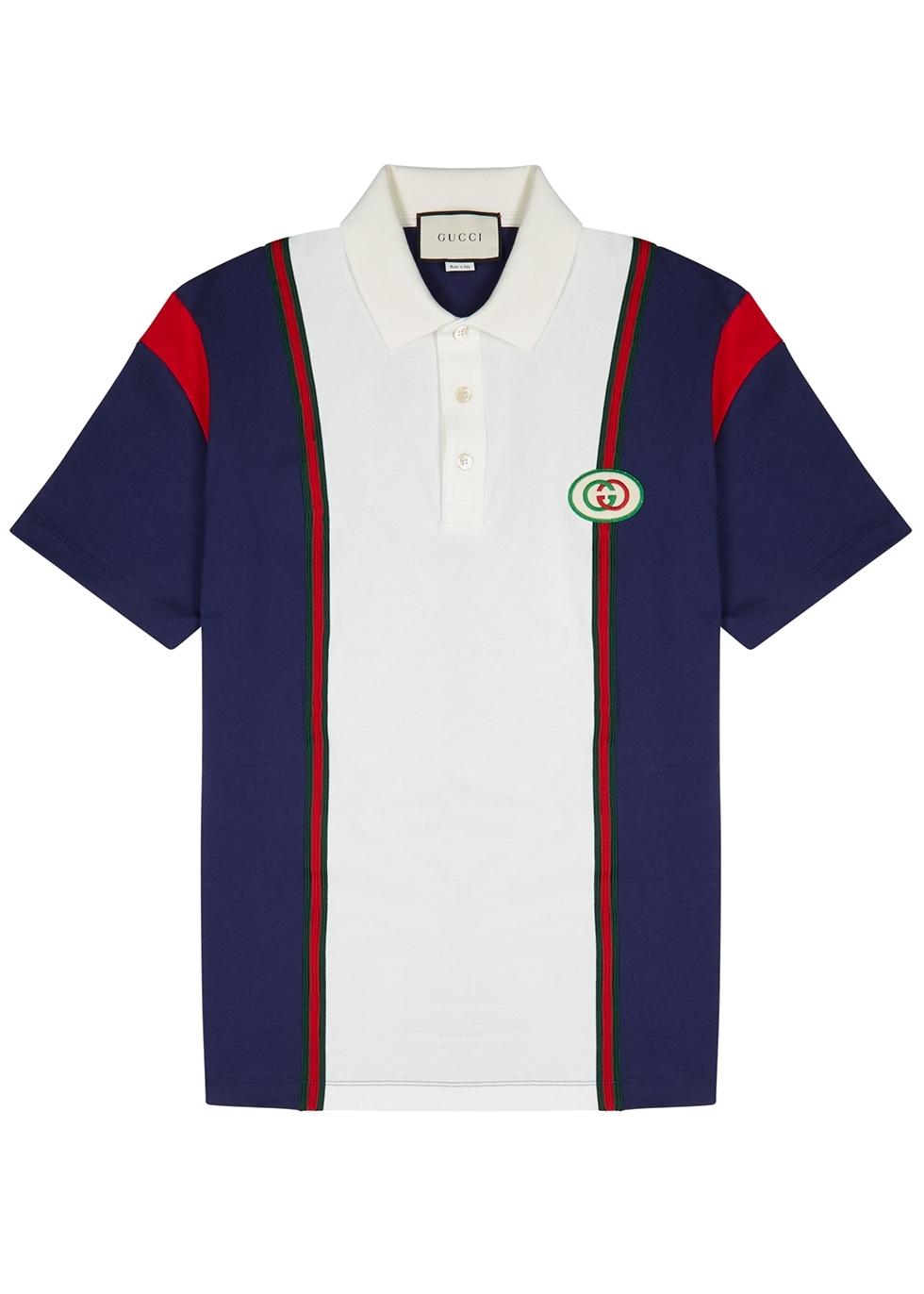 a60db9f729c Gucci Polo Shirts - Mens - Harvey Nichols
