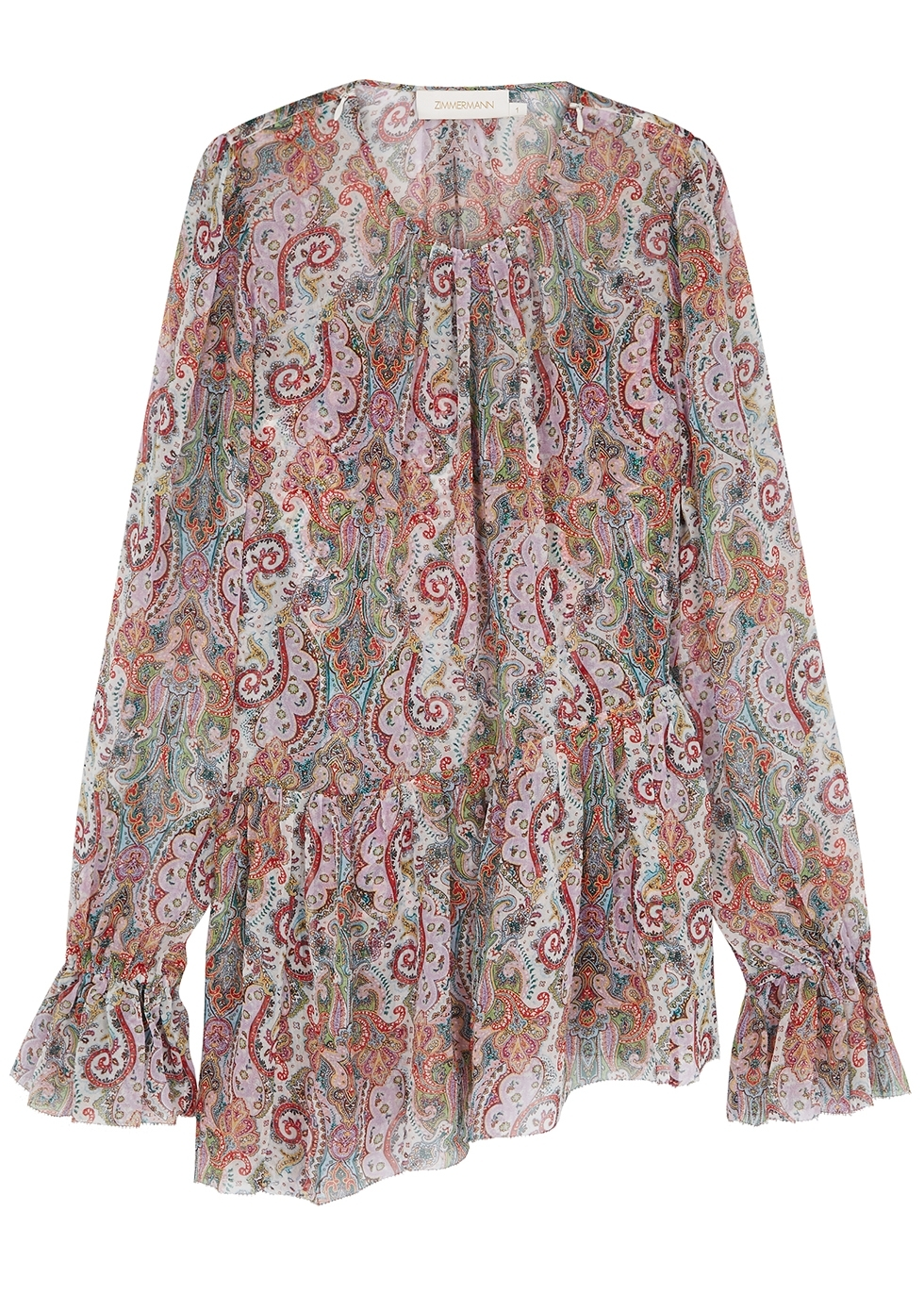3ad7a1c2935cf Women s Designer Blouses - Silk