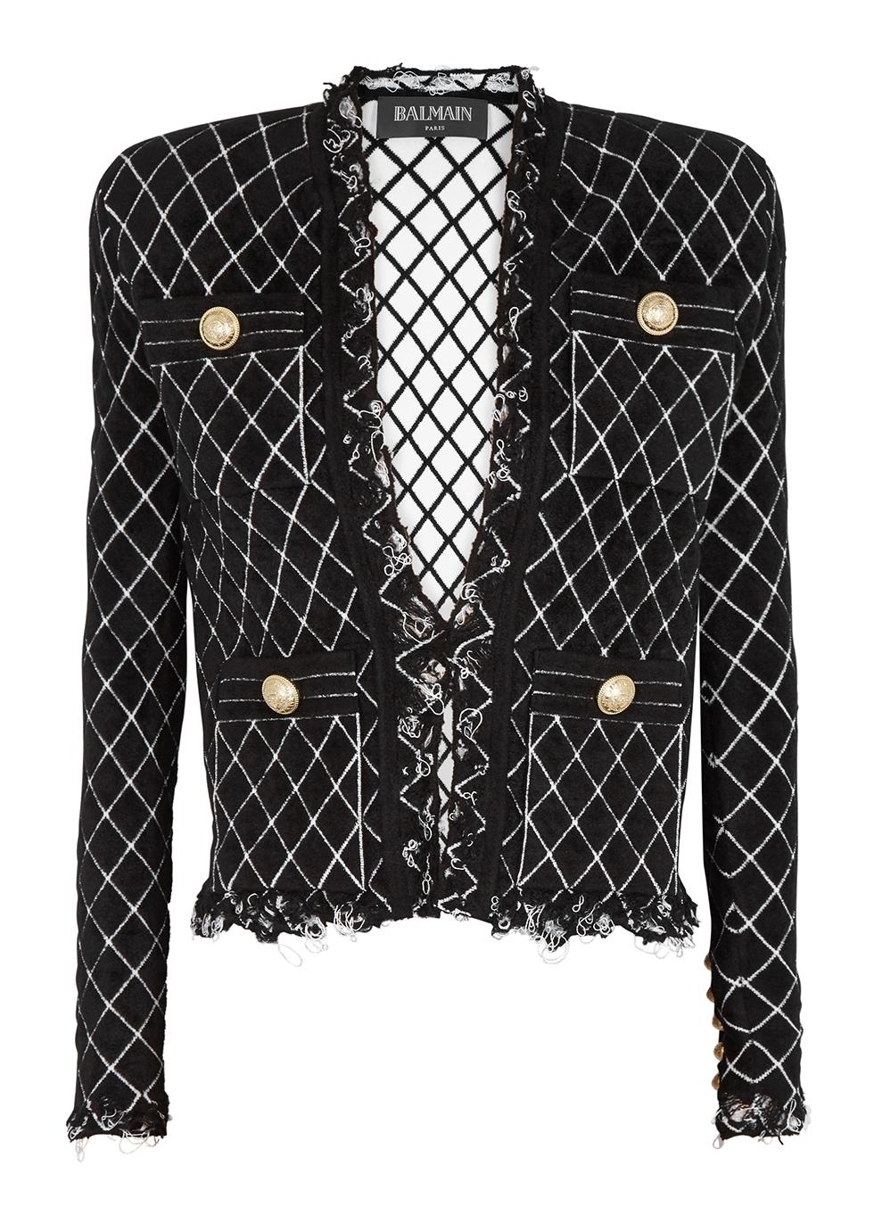 cb8b616f Balmain - Designer Jeans, Perfume & T-Shirts - Harvey Nichols