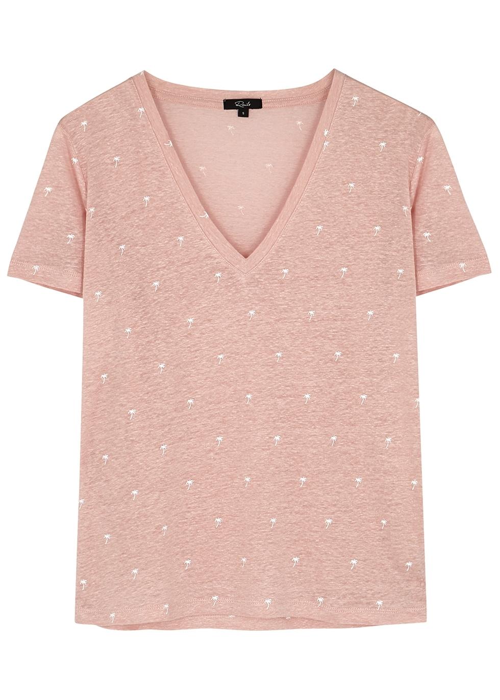 777177ed Women's Designer T-Shirts - Cotton, Linen & Striped - Harvey Nichols