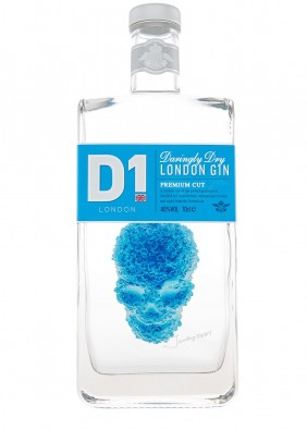 Daringly Dry London Gin