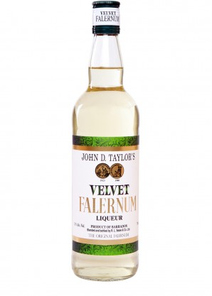 Foursquare Rum Distillery John D. Taylor's Velvet Falernum