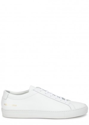 Common Projects Original Achilles white leather sneakers