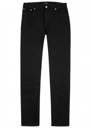 Citizens of Humanity Bowery black slim-leg jeans
