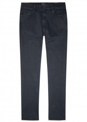 7 For All Mankind Standard Luxe Performance straight leg jeans