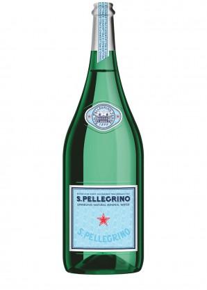 San Pellegrino Sparkling Water Magnum