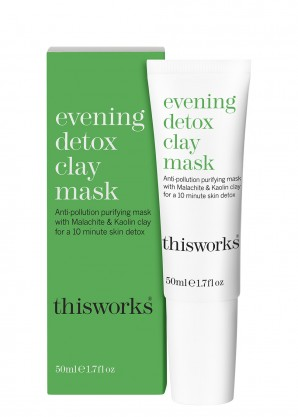 Evening Detox Clay Mask 50ml