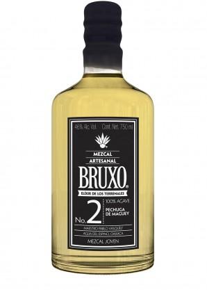 Bruxo Bruxo No.2 Pechuga De Maguey Mezcal