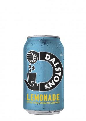 Dalston's Lemonade With Real Sicilian Lemons 330ml