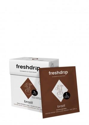 Freshdrip Brazilian Filter Coffee Bags x 7