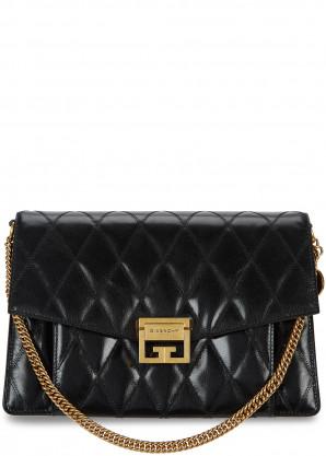 Givenchy GV3 medium leather shoulder bag