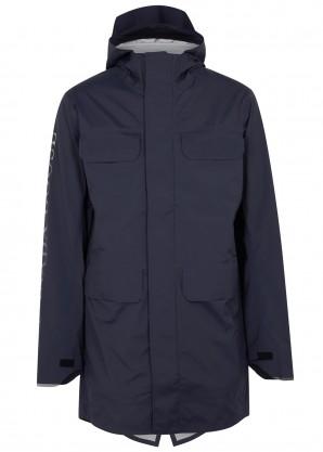 Canada Goose Seawolf navy shell coat