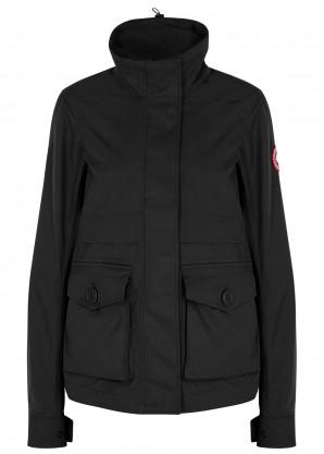 Canada Goose Elmira black Dura-Force shell jacket