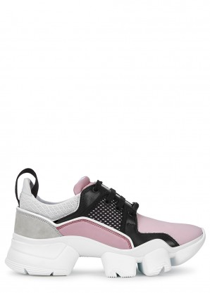 Givenchy Jaw panelled neoprene sneakers