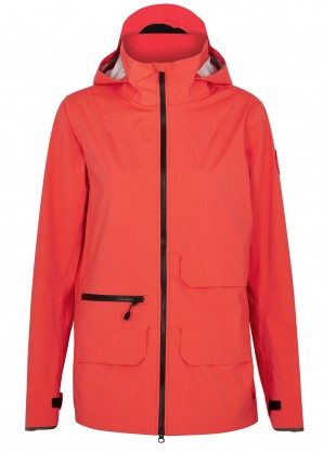 Canada Goose Pacifica coral Tri Durance shell jacket