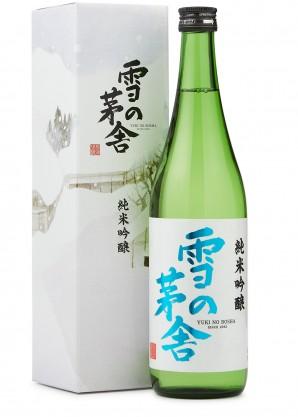 Yuki No Bosha Sake Snow Crystal Junmai Ginjo Sake 720ml