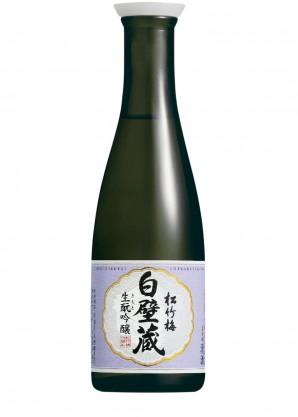 Takara Brewery Shirakabe Gura Kimoto Ginjo Sake 180ml