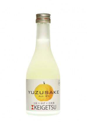 Keigetsu Sake Yuzu Sake Liqueur 300ml