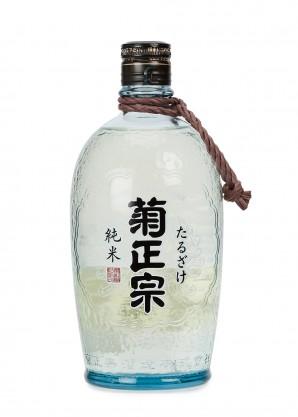 Kiku-Masamune Sake Taruzake Junmai Tokkuri Sake 720ml