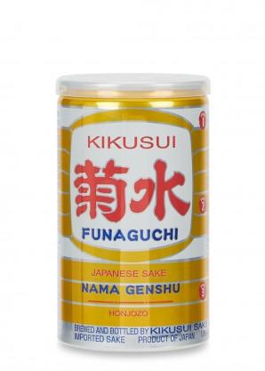Kikusui Sake Funaguchi Kikusui Ichiban Shibori Sake Cup 200ml