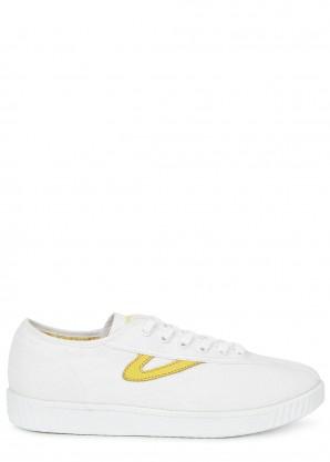 TRETORN Nylite white canvas sneakers