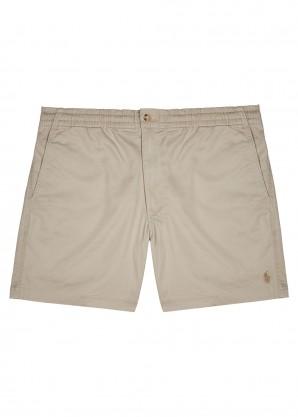Polo Ralph Lauren Sand stretch-cotton shorts