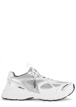Axel Arigato Marathon white leather sneakers