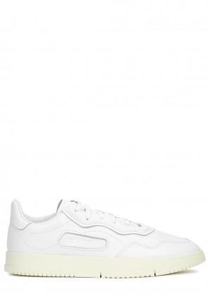 adidas Originals SC Premiere white leather sneakers