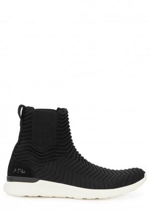 Athletic Propulsion Labs Techloom Chelsea knitted hi-top sneakers