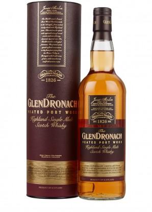 Glendronach Peated Port Wood Single Malt Scotch Whisky