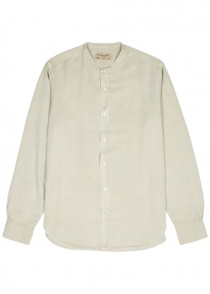 Officine Générale Sage Tencel shirt