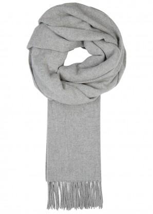 Acne Studios Canada grey wool scarf