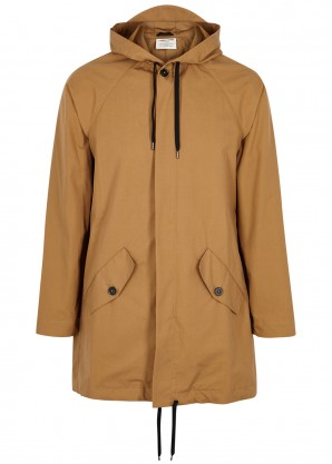A Kind of Guise Permanents waterproof cotton parka