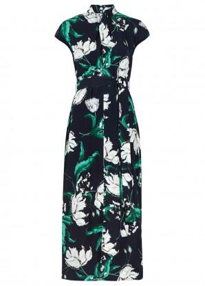 Erdem Finn floral-print midi dress