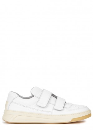Acne Studios Perey white leather sneakers